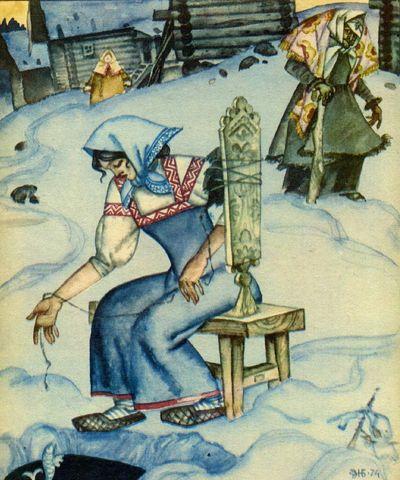 Карельские сказки картинка